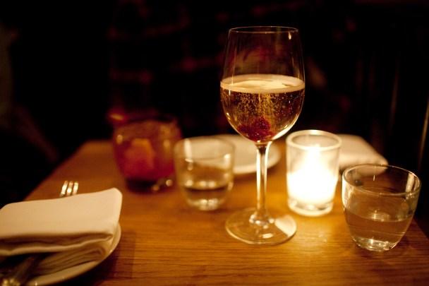Cocktails at Buvette