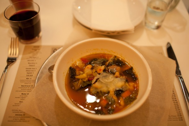 Ribollita at Company