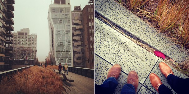The High Line Instagram