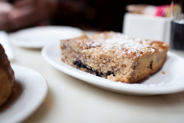 Tipsy Parson Coffee Cake