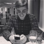 Michael at Dinner