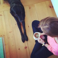 Morning tea with Orvis
