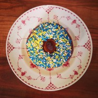 Frosty's Donut
