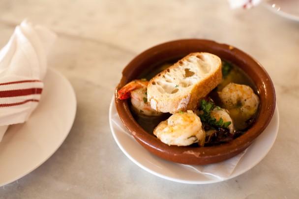 Mateo Tapas Shrimp