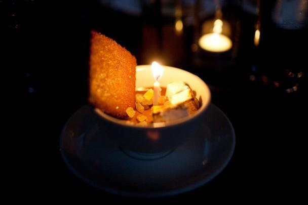 Pudding at Lantern