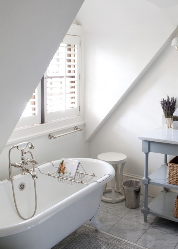 Bedford Post Inn Bathroom