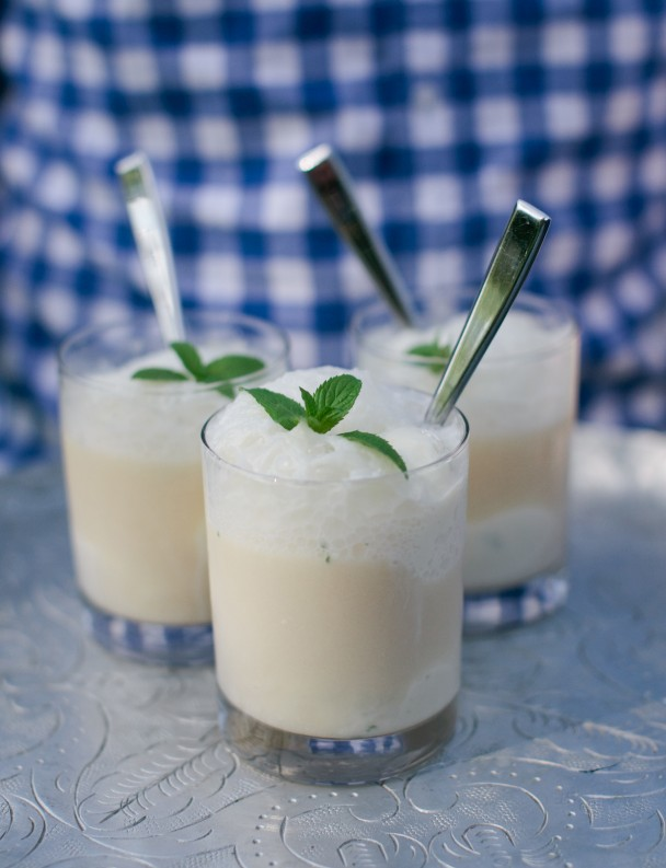 Mint Julep Float