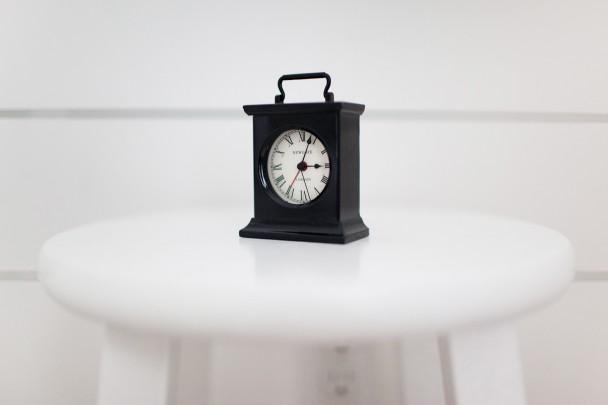 Clock at Salt House Inn