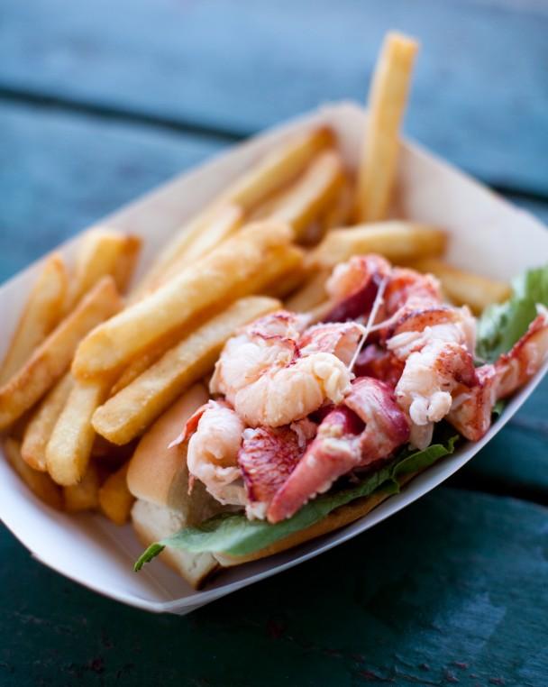 Five Islands Lobster Roll