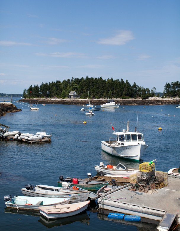 Five Islands Maine