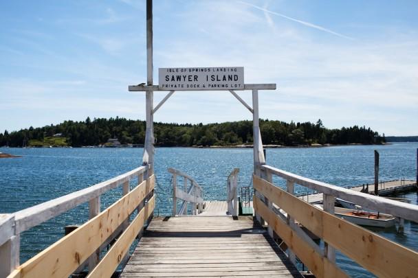 Isle of Springs Sawyer Island