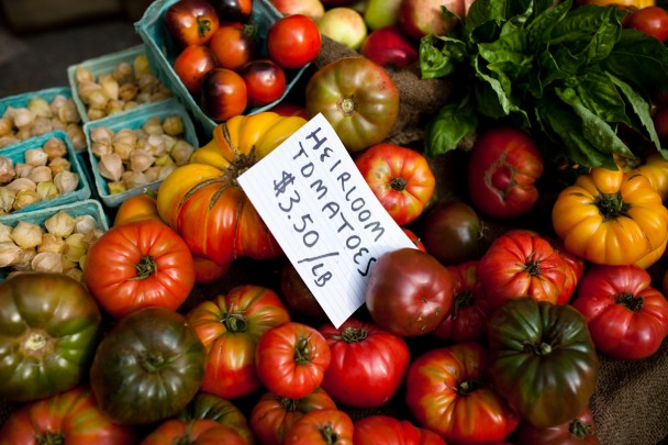 Portland Maine Farmers Market