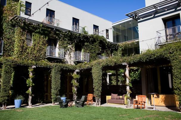 Hotel Healdsburg CA