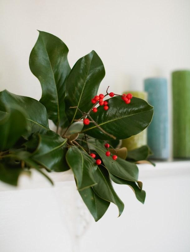 Magnolia Christmas Decorations