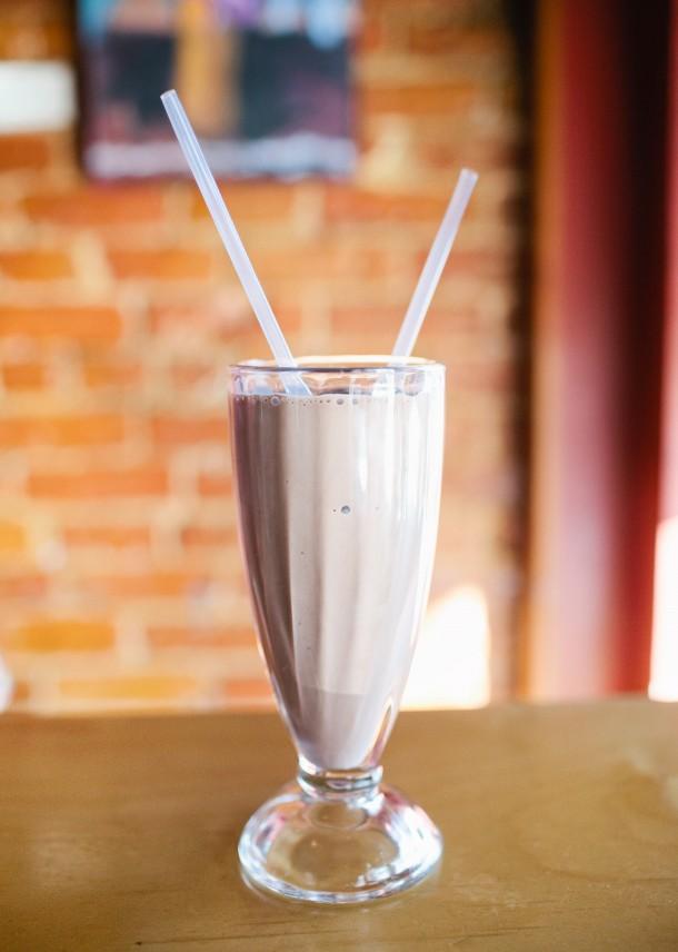 Duckfat Milkshake