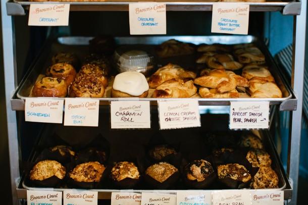 Brown's Court Bakery Charleston