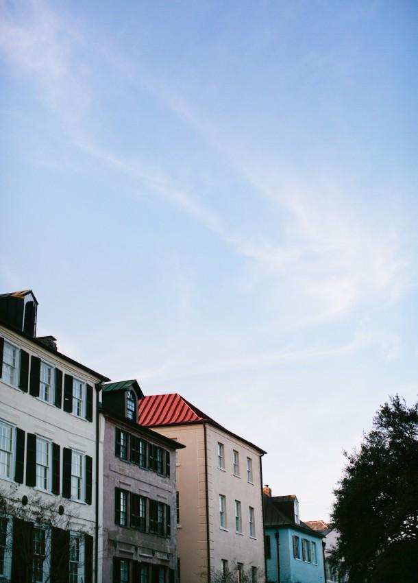 East Bay Street Charleston