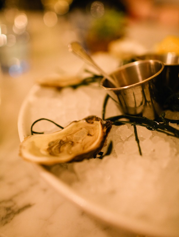 The Ordinary Oysters