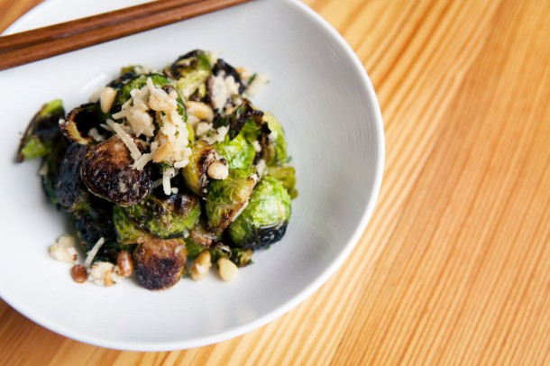 Central Provisions Brussels Sprouts