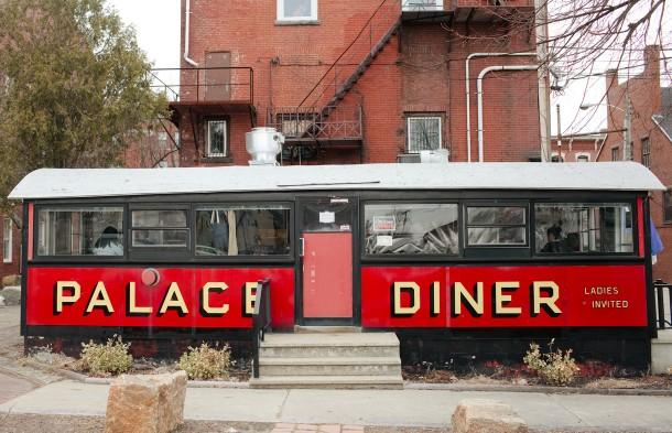 Palace Diner Car