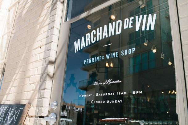 Perrines Wine Shop