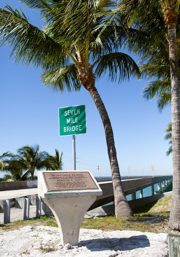 Seven Mile Bridge Florida
