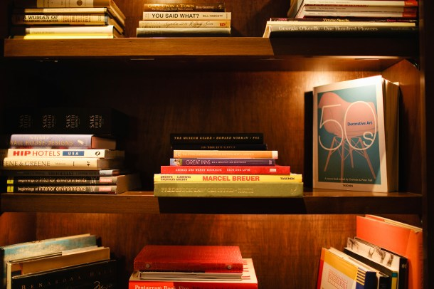 Stonehurst Place Book Collection