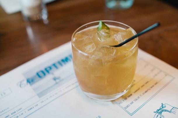 The Optimist Cocktails