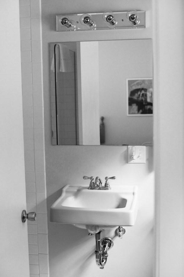 Briarcliff Motel Bathroom