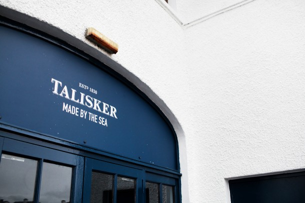 Talisker Whisky Isle of Skye