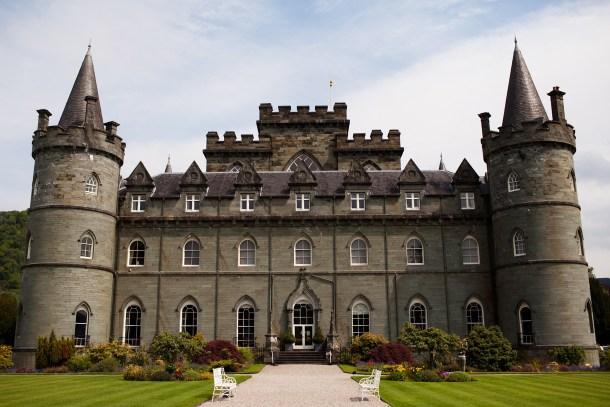 Inveraray-Scotland