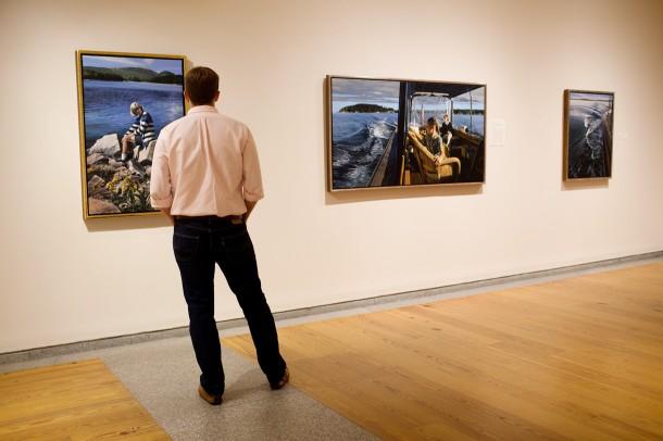 Richard Estes at Portland Museum of Art