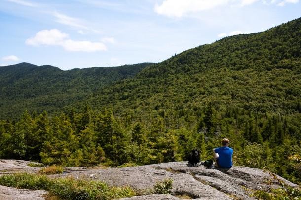 The Pinnacle Trail Stowe VT