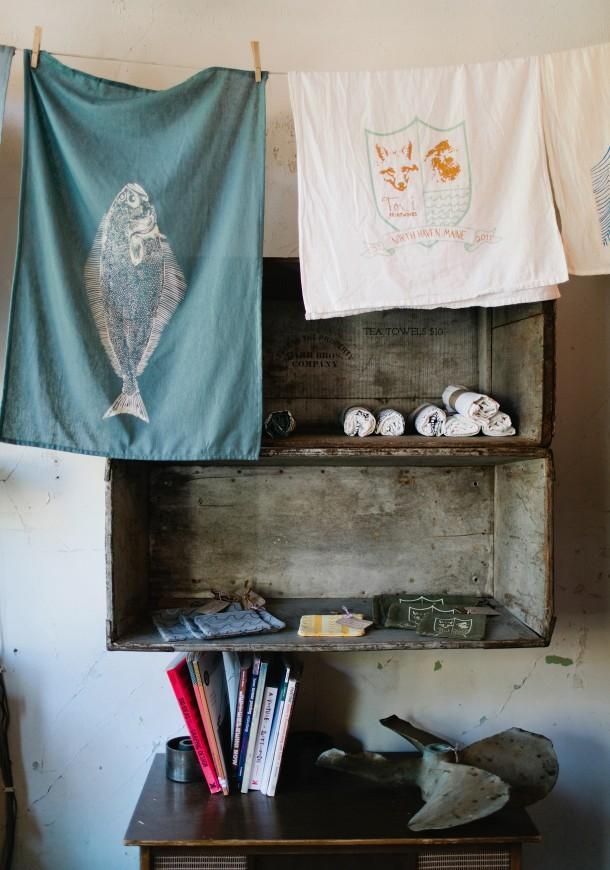 FOX i Printworks North Haven Maine