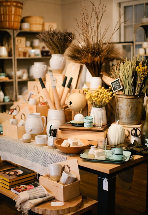 Woodstock Vermont Farmhouse Pottery