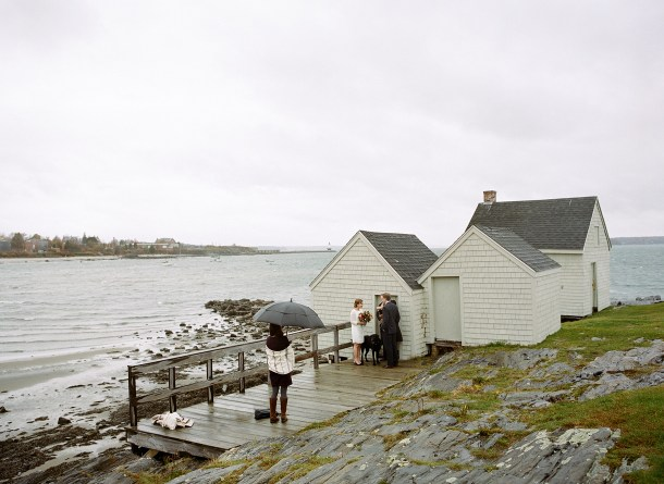 Fisherman's Point Wedding, Photo by Sarah Der