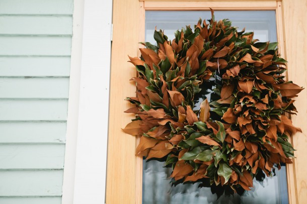 Weston Farms Magnolia Wreaths