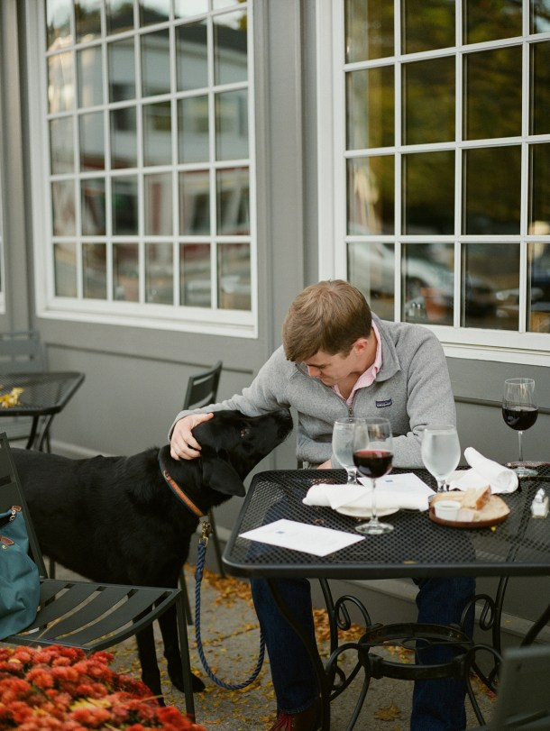 Dog Friendly Portland Maine Restaurant