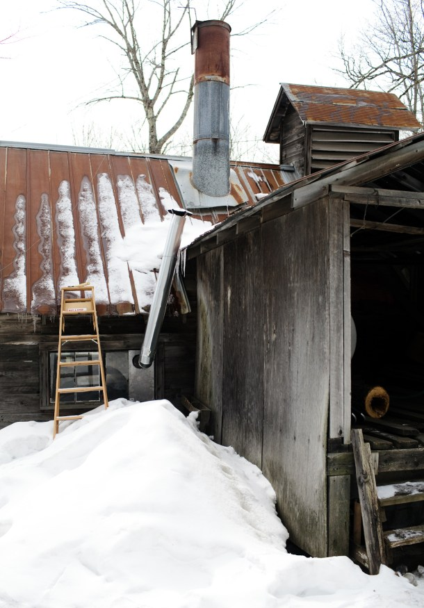 Vermont Maple Sugar Shack