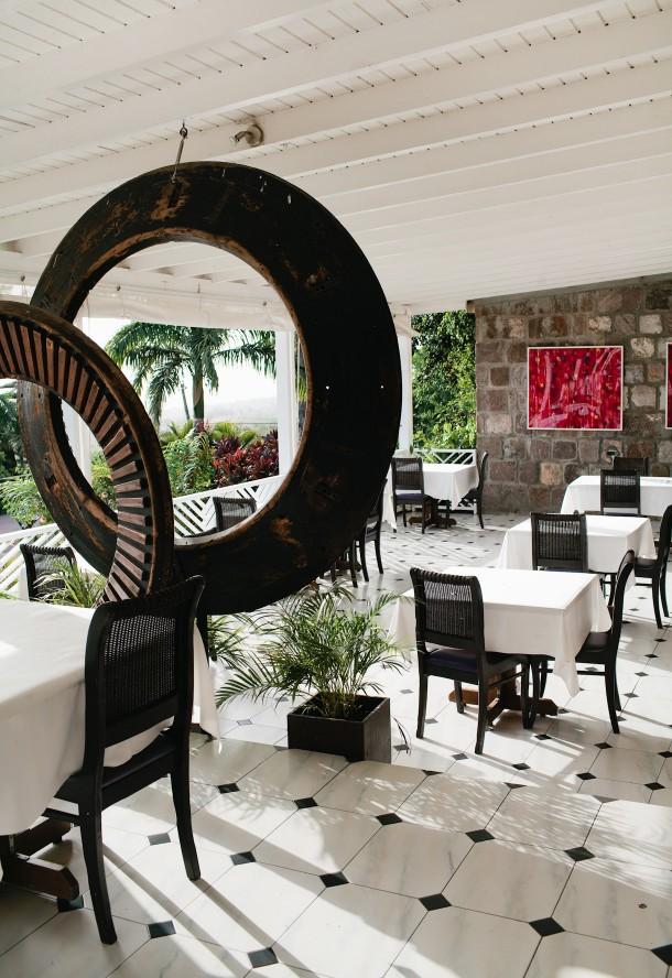 Restaurant 750 Nevis