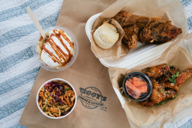 Figgy's Takeout and Catering, Portland Maine