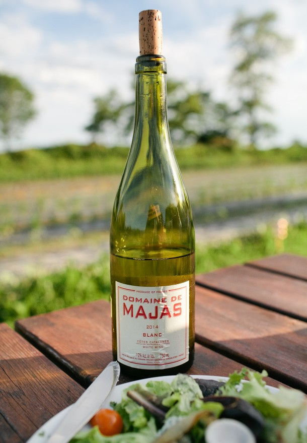 Maine and Loire Wine