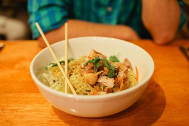 Custom Deluxe Chicken Noodle Soup