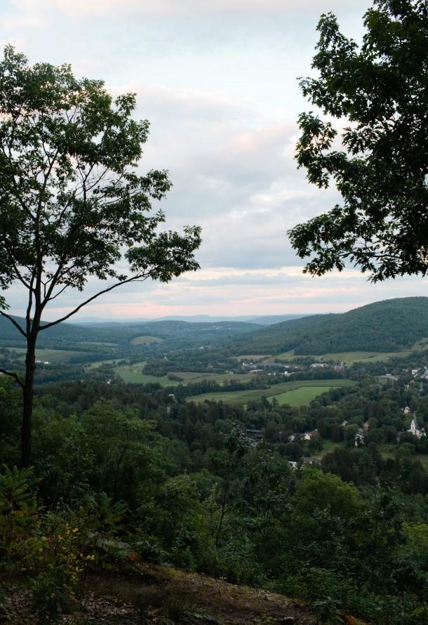 Mt. Tom Woodstock Vermont