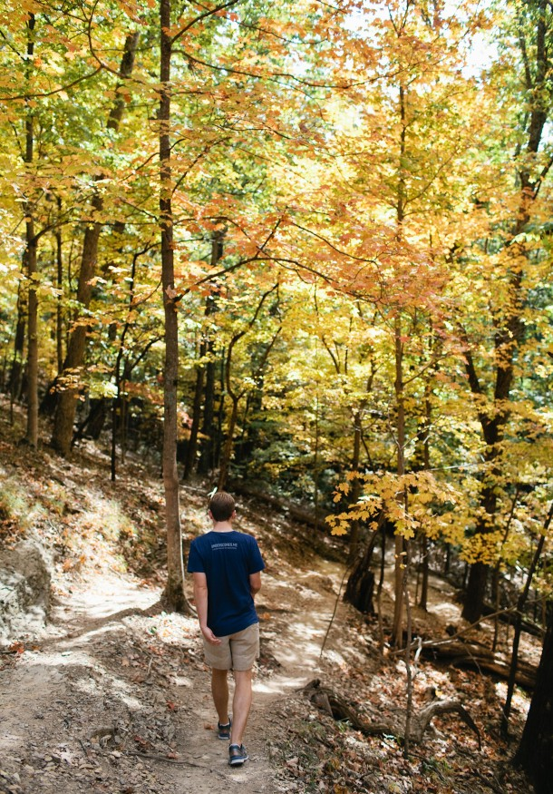 Fall Hikes in Nashville