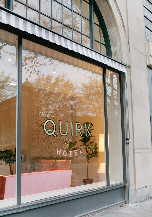 Quirk Hotel Richmond Virginia