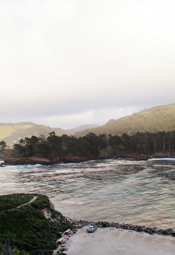 Silvercar in Point Lobos