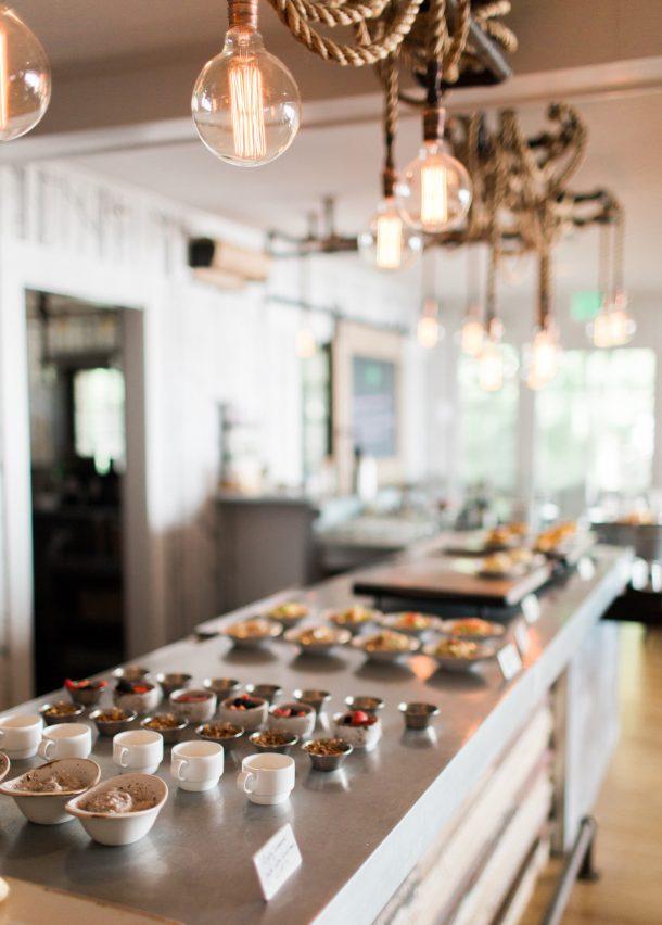 Breakfast at Whitehall Hotel Camden by Map & Menu