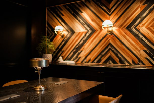The Kimpton Buchanan Hotel in SF by Map & Menu