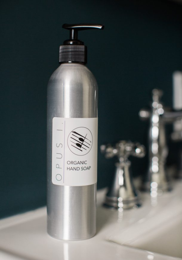 2 Note Bath Products on Map and Menu